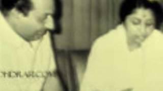 Mohammad Rafi ghazal- Kitni Rahat hai dil - YouTube