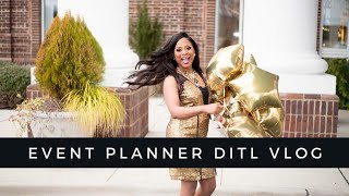 DAY IN THE LIFE OF AN EVENT PLANNER| DECORATE WITH ME| BABY SHOWER + BACKDROP