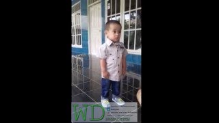 Funny Baby Boy Clothes Tester