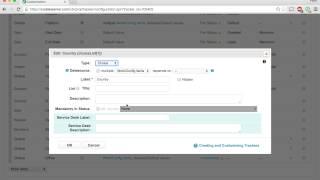 How to create Dynamic pick list fields