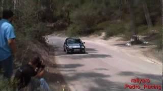 preview picture of video 'Rallysprint Ciutat de Manacor. Tramo B. Sineu - Petra.'