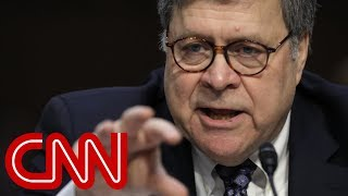 Barr questioned about Comey's handling of Clinton email investigation