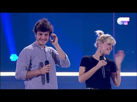 ENSAYO NUNCA EMITIDO GALA 2   MIKI Y ALBA RECHE - ALMA MÍA   OT 2018