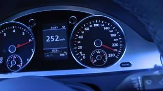 Passat CC V6 3.6 300PS 112-263km/h