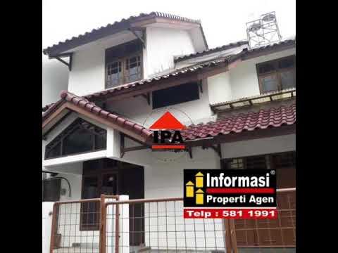Rumah Disewakan Puri Kencana, Jakarta Barat 11610 B3MM02F8 www.ipagen.com