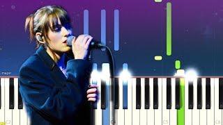 Sasha Sloan   Older (Piano Tutorial)