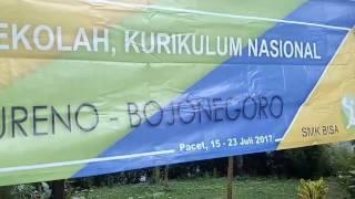 Outbound SMK N 1 Baureno Bojonegoro (guru &staf)
