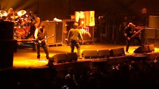 DARK ANGEL the death of innocence en chile metal fest 2014
