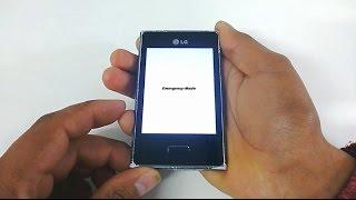 Firmware Stock Rom LG Optimus L3 E400, E400f, E405, E405f, Como instalar, Restaurar, Atualizar
