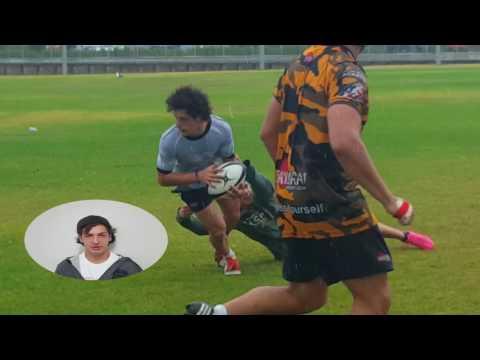 Player Profile - Benjamin Goni. Academy Member 2017