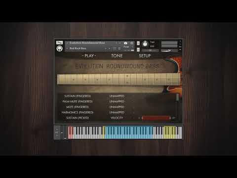 Video for Evolution Roundwound Bass - Walkthrough Demonstration