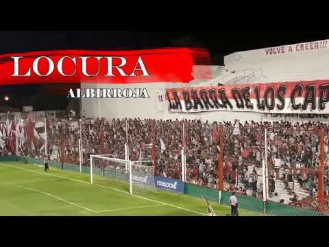 """¡Volvió el fútbol! Hinchada de INSTITUTO vs Argentinos Juniors"" Barra: Los Capangas • Club: Instituto"