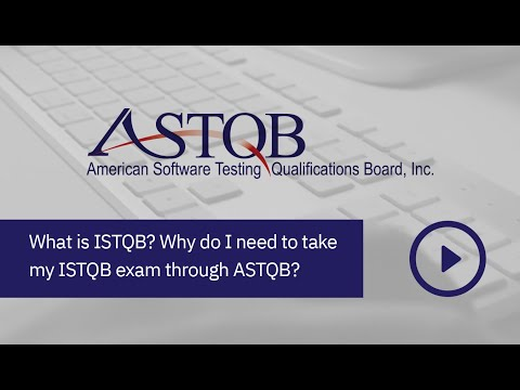 What is ISTQB? Why do I need to take my ISTQB exam through ...