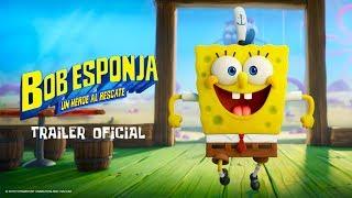 Paramount Pictures Bob Esponja: Un Héroe Al Rescate | Teaser Trailer Oficial  anuncio
