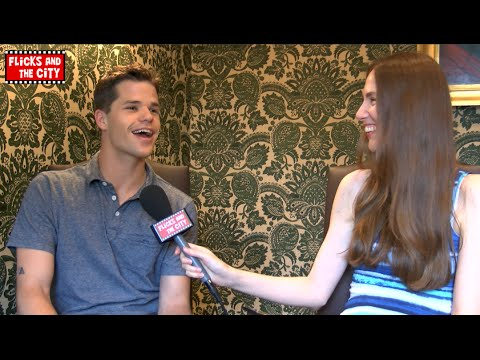Teen Wolf & The Leftovers - Max Carver Interview | MTW
