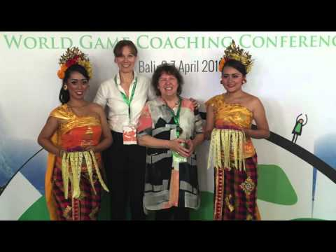The World Game - Key note and workshops offered in Bali in April 2016