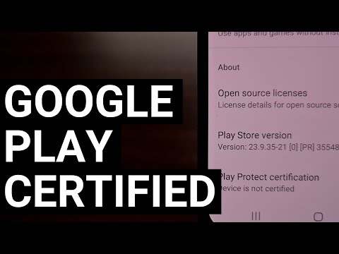 How to Check if an Android Device is Google Play Protect Certified ...