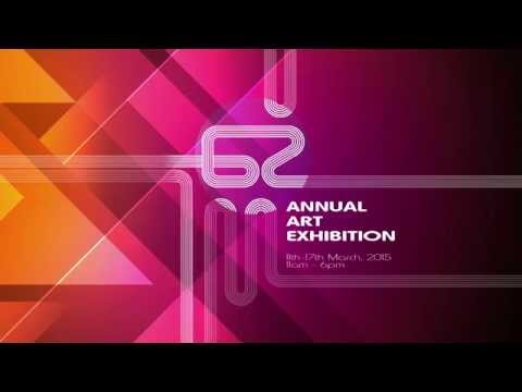 Motion Graphics Animation (62 Annual Art Exhibition, College Of Arts)