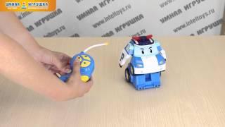 """Робот-трансформер """"Поли"""" на р/у в форме робота и машины от компании Интернет-магазин """"Timatoma"""" - видео"""
