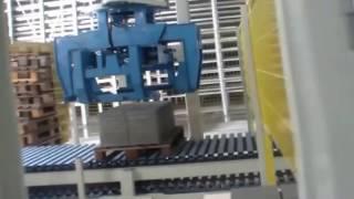 Стационарная автоматическая линия для тротуарной плитки SUMAB R-1500 (Швеция) от компании Строительное Оборудование - видео 1