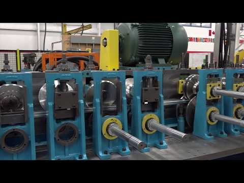 Samco designs and manufactures Steel Framing Roll Forming Equipment