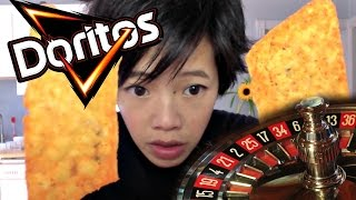 Doritos Roulette Taste Test