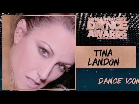 Tina Landon - Dance Icon Award - 2018 Industry Dance Awards
