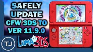 How to update Luma3DS safely (11 9 ➡ 11 10) - Самые лучшие