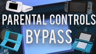 How To Bypass Parental Controls on DSi/Wii U/3DS/Switch (Free & Easy)