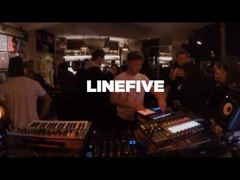 LineFive • Live Set • Le Mellotron