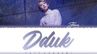 WINNER JINU – 'DDUK' Lyrics [Color Coded_Han_Rom_Eng