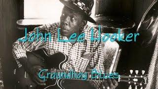 John Lee Hooker  Groundhog Blues