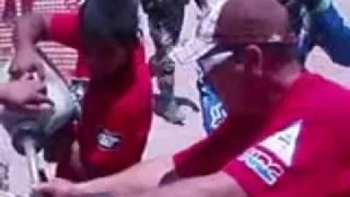 preview picture of video 'ECUATORIANOS  BAJA 500 2011'