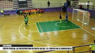 Coppa Puglia: la polisportiva Bitonto va ko. e il trofeo va a Sammichele