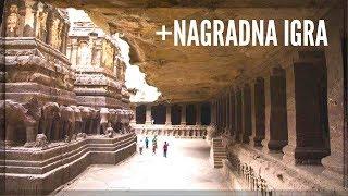 Kailasa - Hram Izgrađen Nepoznatom Tehnologijom