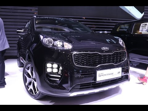 First Impression KIA All New Sportage GT Line Ultimate | Oto.com