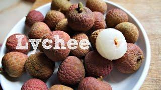 Tasting Lychee