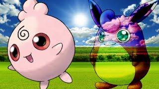 Wigglytuff  - (Pokémon) - Let´s Play Exploradores del Cielo 21 El Pasado de Wigglytuff