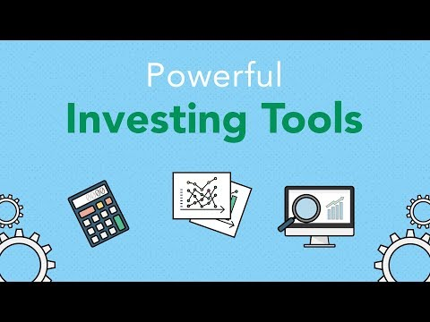 mp4 Investment Tools, download Investment Tools video klip Investment Tools