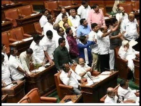 Karnataka crisis: Speaker likely to disqualify few MLAs before trust vote