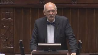 Korwin: Zamiast walczyć z rajami podatkowymi, zróbmy z Polski raj podatkowy!