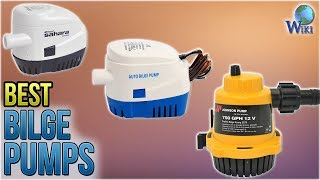 10 Best Bilge Pumps 2018