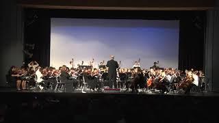Congrats 8th Grade Orchestra!