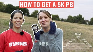 HOW TO GET A 5K PB   Run A Faster 5k With These Speed Workouts