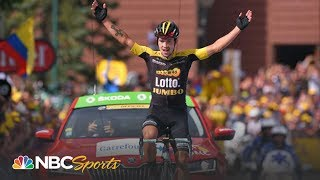 2017 Tour de France: Stage 17 Recap - dooclip.me