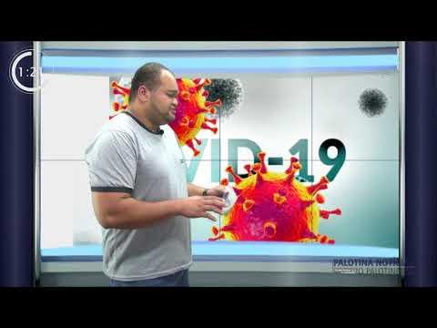 01/06/21 - Notícias em Dois Minutos - Boletim Covid-19