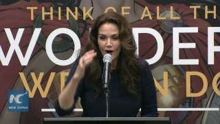 Lynda Carter, Gal Gadot speak for gender equality as Wonder Woman designated UN Honorary Ambassador