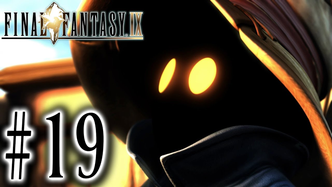 Final Fantasy IX – Part 19: Treno