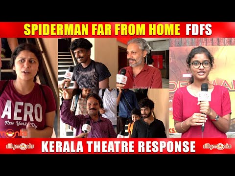Spider Man Far From Home | FDFS Kerala Audience Response