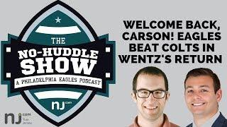 NFL Week 3: Eagles vs. Colts recap | Carson Wentz returns | Kholo.pk